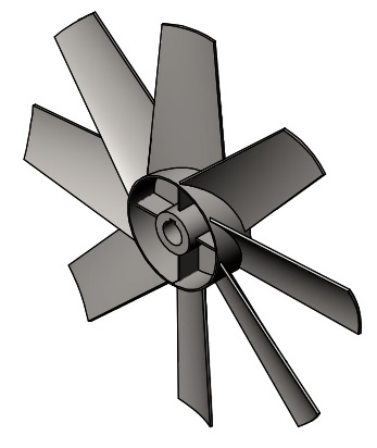 Noise cooling impellers industrial fans melbourne low noise impellers mozeypictures Images